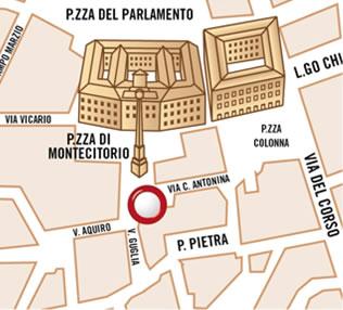 Risultati immagini per Montecitorio Meeting Center via della Colonna Antonina 52